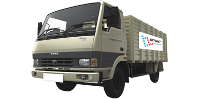 Tata 407 for monthly rent