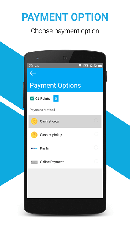 Multi Modal Payment Option