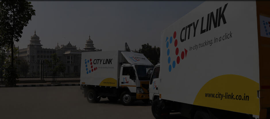 Truck For Hire In Bangalore:citylink