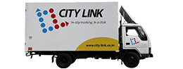 Trucks for hire in Bangalore